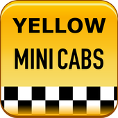 Yellow Mini Cabs icon