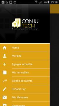 Conjutech screenshot 1