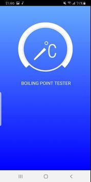 Brake fluid boiling point tester poster