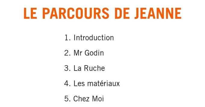 Jeanne's Tour of the Familistère screenshot 5