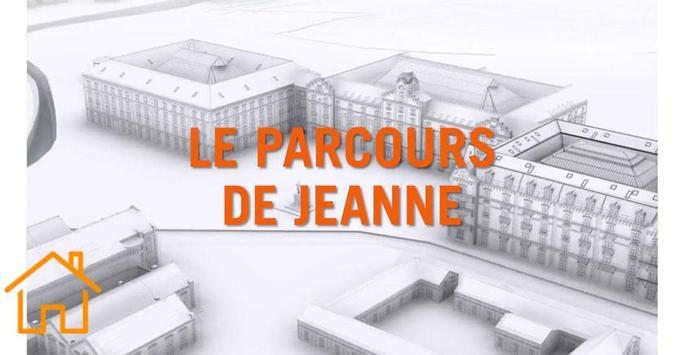 Jeanne's Tour of the Familistère screenshot 6