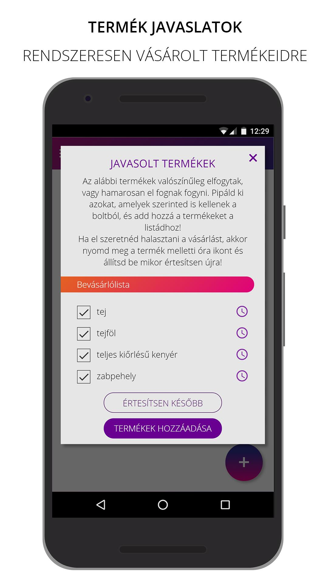 fogyni apps android