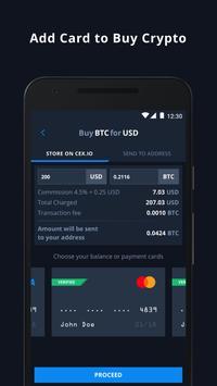 CEX.IO screenshot 1