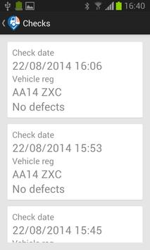 CheckApp screenshot 5