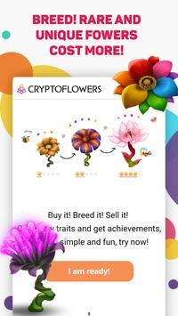 CryptoFlowers screenshot 2
