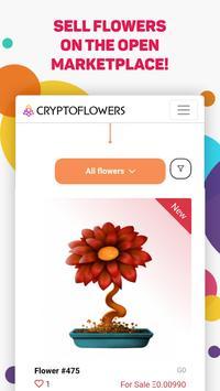 CryptoFlowers screenshot 3