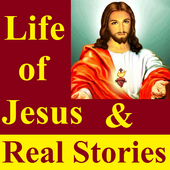 Life Of Jesus Christ: Miracles Real Bible Stories icon