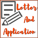 Letter, Application Writing Samples and Templates APK