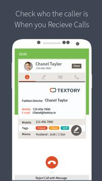 TexTory - Send SMS and Click to Call from PC screenshot 1