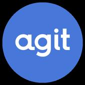 아지트 Agit  - 함께 소통하는 업무용 커뮤니티 icon