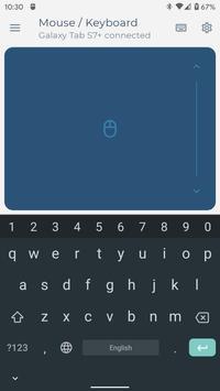 Serverless Bluetooth Keyboard & Mouse Premium скриншот 1