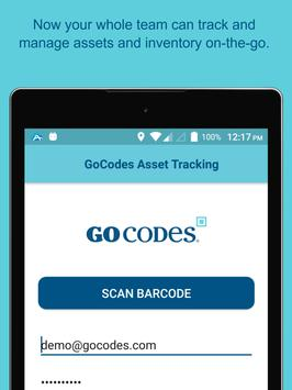 Asset & Inventory Tracking Barcode Scanner screenshot 5