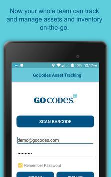 Asset & Inventory Tracking Barcode Scanner screenshot 10