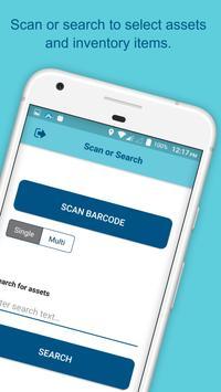 Asset & Inventory Tracking Barcode Scanner screenshot 1