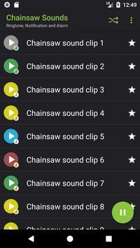 Appp.io - Chainsaw sounds screenshot 1