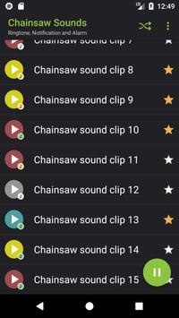 Appp.io - Chainsaw sounds screenshot 2