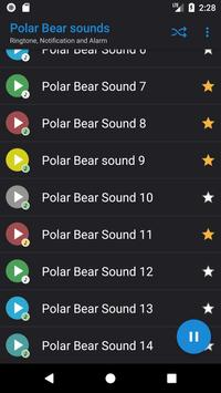 Appp.io - Polar Bear sounds screenshot 2
