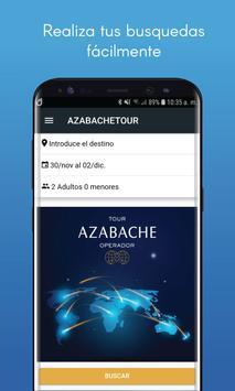 Azabache Móvil screenshot 1