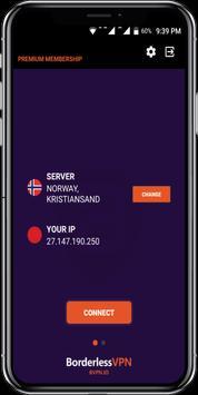 Borderless VPN - Ultimate security screenshot 4