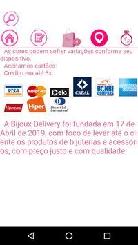 Bijoux Delivery poster