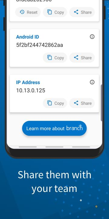 Branch Device Id Finder For Android Apk Download