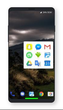 Associative Swipe تصوير الشاشة 8