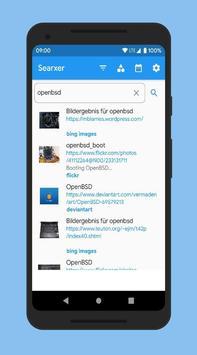 Searxer - Search with Searx screenshot 2