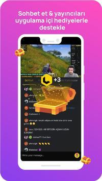 DLive Ekran Görüntüsü 3
