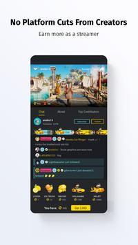 DLive screenshot 1
