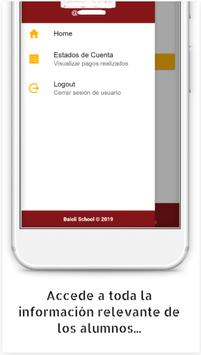 Baioli School App screenshot 1