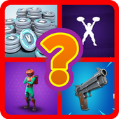 Guess : Dances and skins Fortnite Battle royale icon
