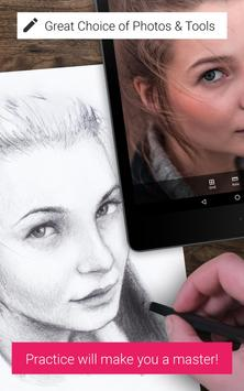 Practice Drawing: Portraits and Figures 截圖 6