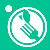 Foodvisor simgesi
