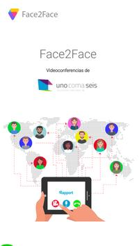 Face2Face poster