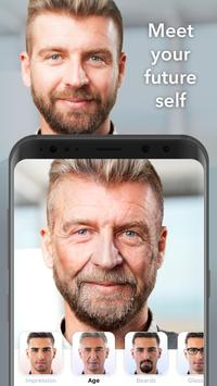 FaceApp screenshot 2