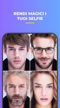 7 Schermata FaceApp