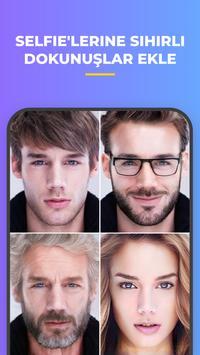 FaceApp Ekran Görüntüsü 7