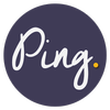 Ping Messenger icono
