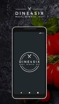 DINE4SIX poster