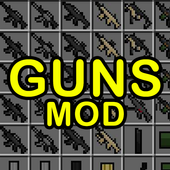 Mods Guns for MCPE icon