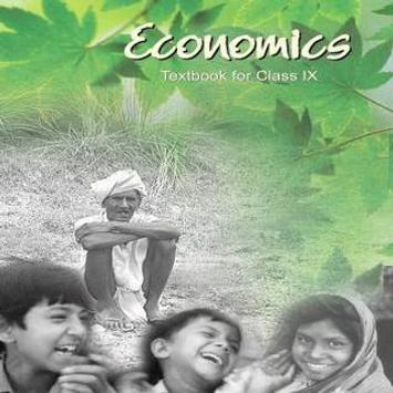9th Economics NCERT Solutions poster