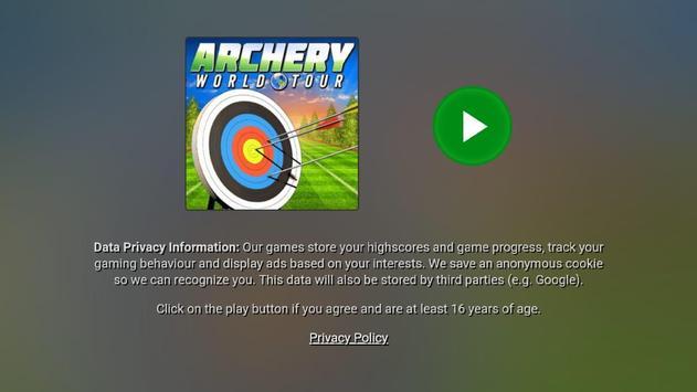 Archery Challenge poster