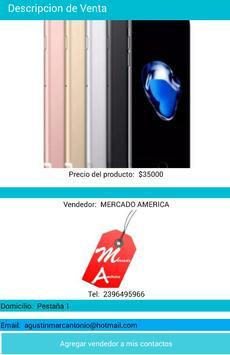 Mercado América screenshot 4