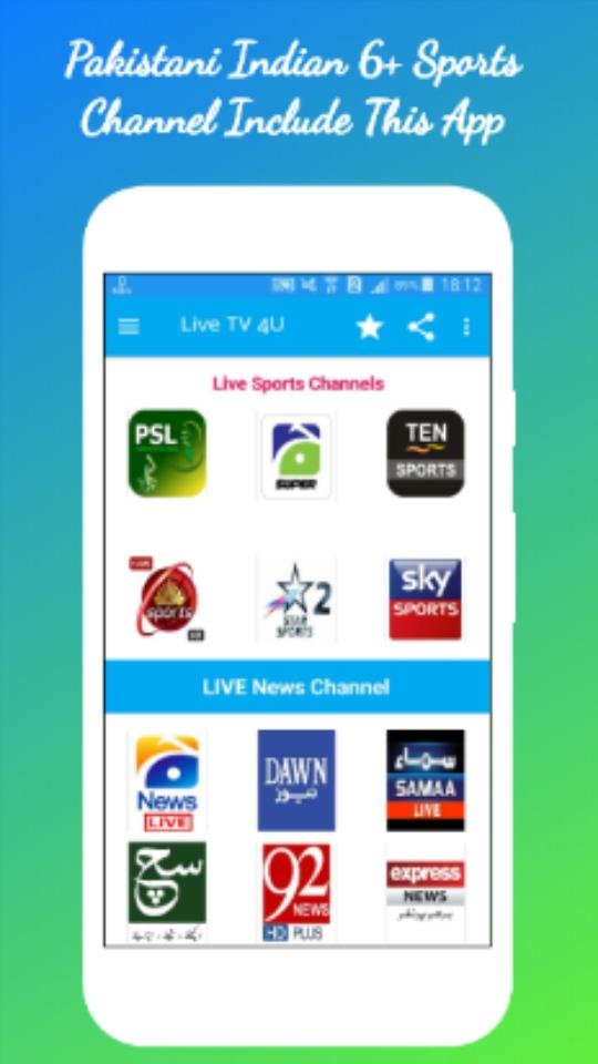 Mobile TV Lite APP - Online TV APP for Android - APK Download
