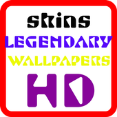 Legendary skins FBR wallpapers icon
