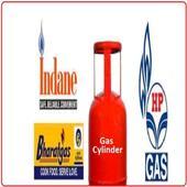 indane,Hp,Bharatgas.App icon