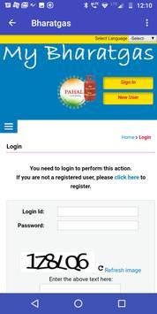indane,Hp,Bharatgas.App screenshot 7