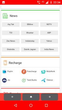 All in one App (All social media +News +Shopping) screenshot 3
