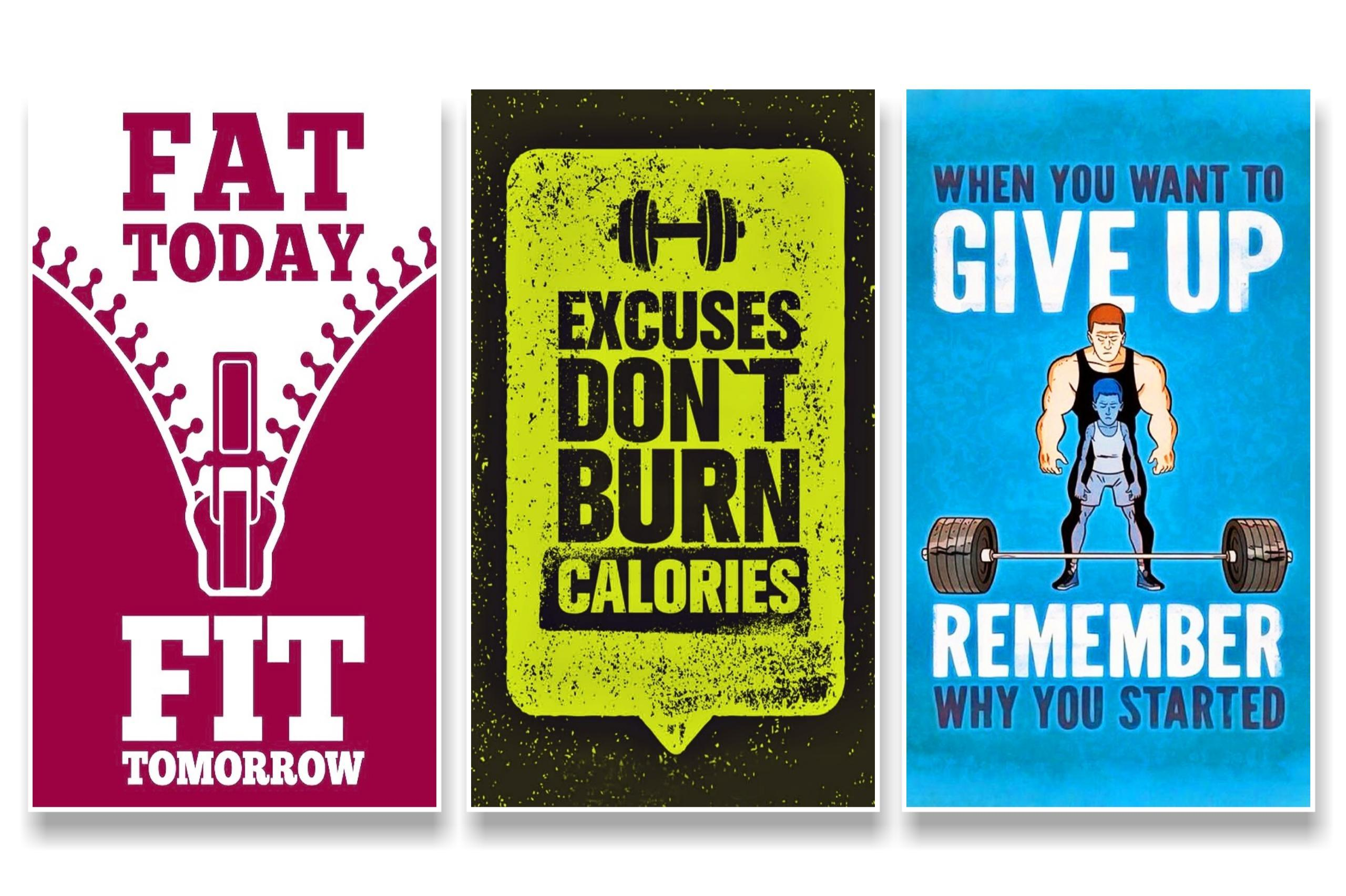 Fitness Motivation Quotes Hd Wallpapers For Android Apk Download