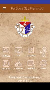 Paróquia São Francisco de Assis poster